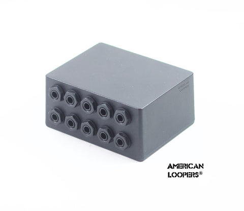 10 Way Junction Box With Isolated Jacks