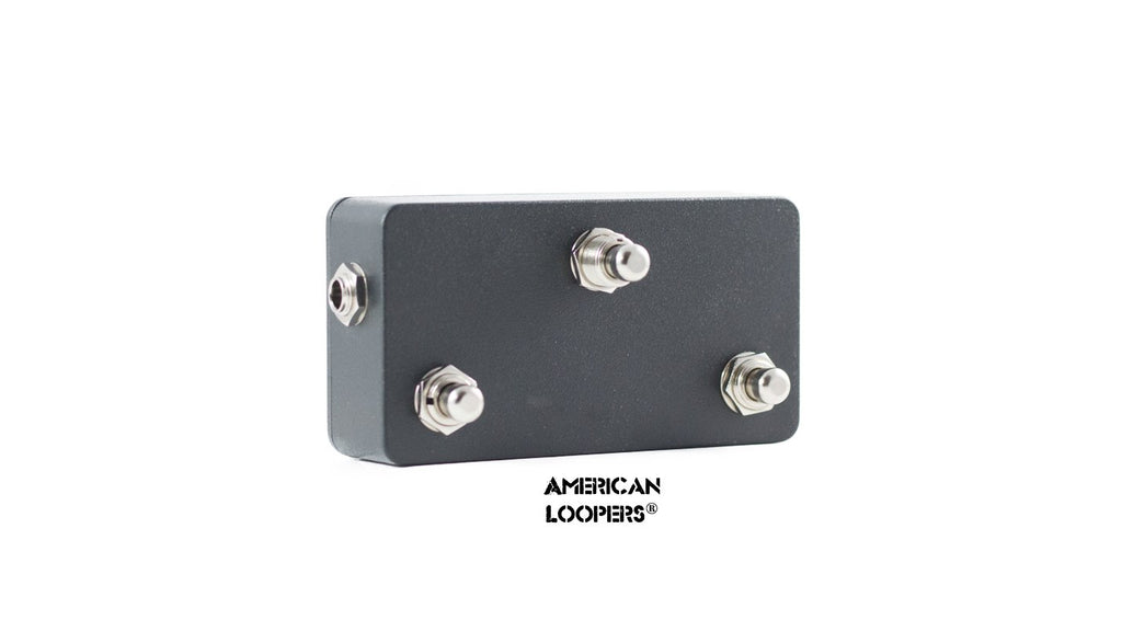 Aux Switch for Morningstar MC6 Side Jack (Three Click-less Buttons ...