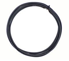 Evidence Audio 1 Feet BLACK Monorail High End Pedalboard Patch Cable by The Foot (No plugs included)