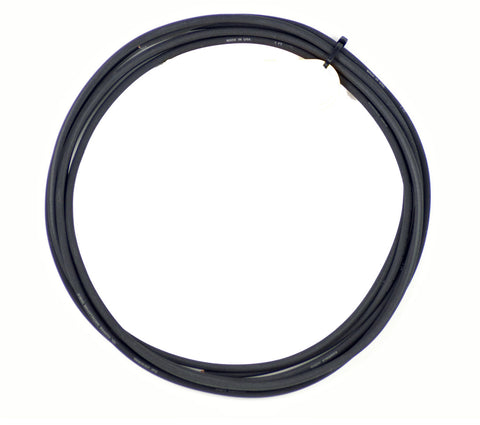 Evidence Audio 10 Feet BLACK Monorail High End Pedalboard Patch Cable by The Foot (No plugs included)
