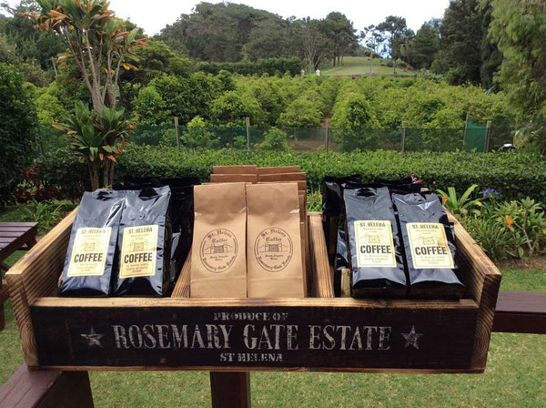 Island of St. Helena Coffee Company