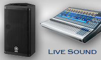 Live Sound Equipment