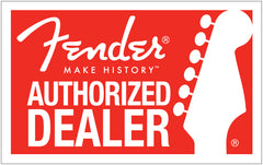 Authorized Fender Guitar Dealer
