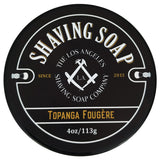 Topanga Fougère Shaving Soap