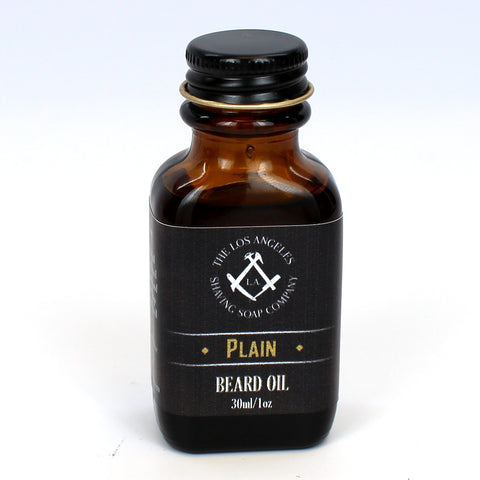 Beard Oil - Plain