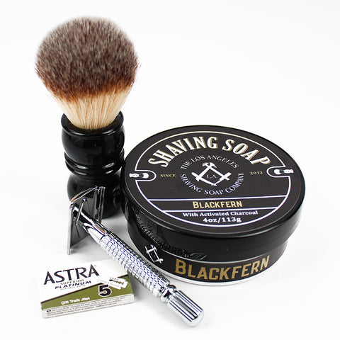 Wetshaving Starter Kit