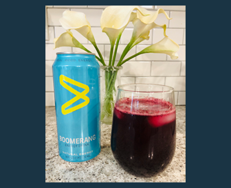 Boomberry Ginger Cooler (Mocktail)