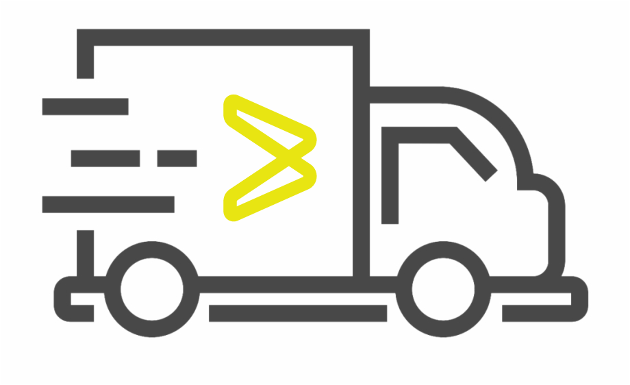 Boomerang Delivery Truck