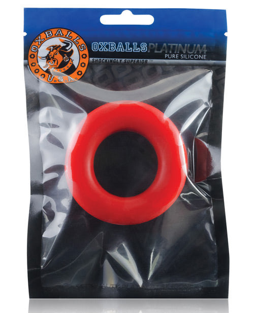 Oxballs Cock-t Cockring - Red