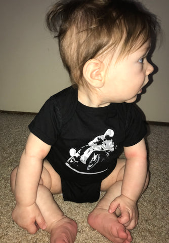 Night Rider Kids T-Shirt / Onesie