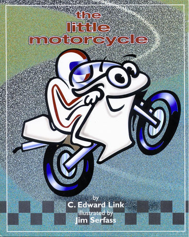 The Little Motorcycle Book