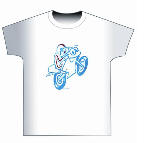 The Little Motorcycle T-Shirt