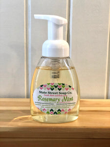 Rosemary Mint Foaming Hand Soap