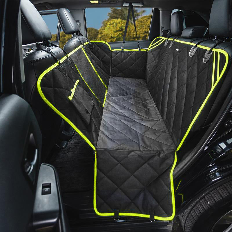 PawRoll® Multi-Function BackSeat Cover
