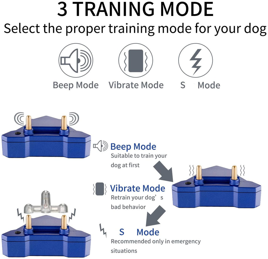 Dolphin™ Dog Training Collar