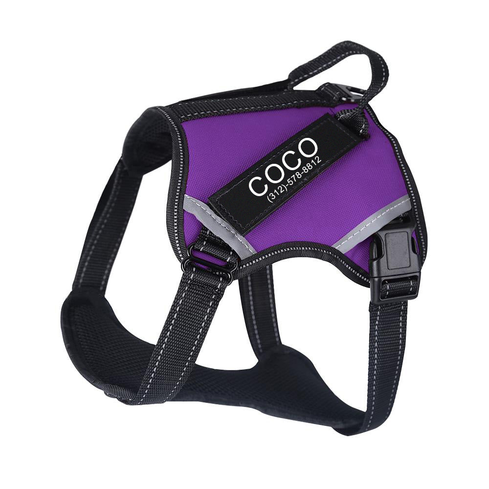 Personalized PawSun™ No Pull Dog Harness