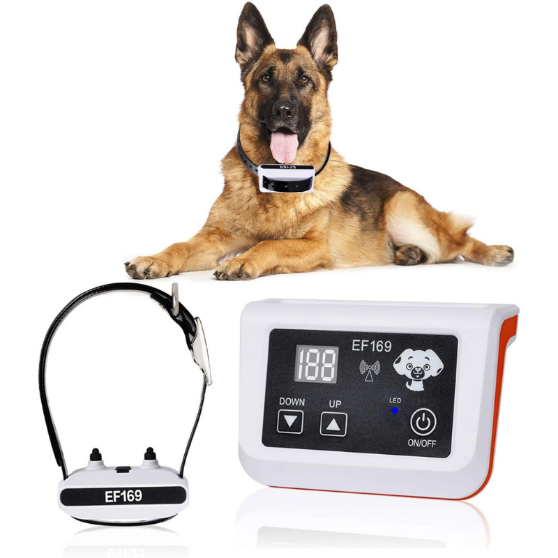 PawRoll Wireless Dog Fence