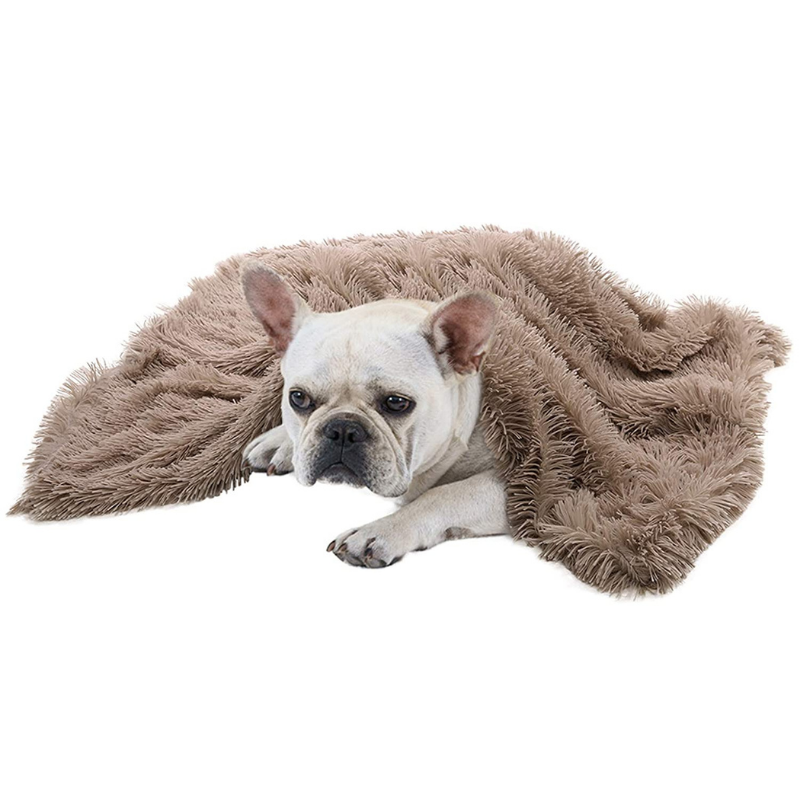 PawRoll Fluffy Fur Pet Blanket Mat