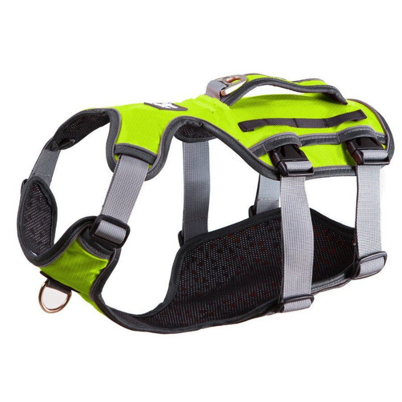 PawRoll™ No Pull Dog Harness With Lift Handle