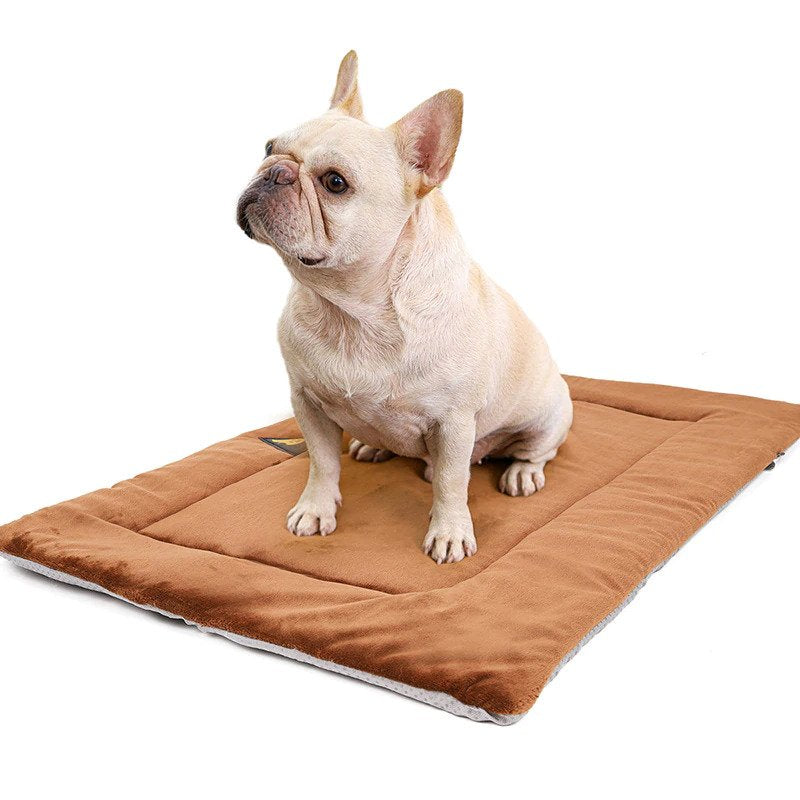PawRoll® Self-Warming Dog Crate Pad