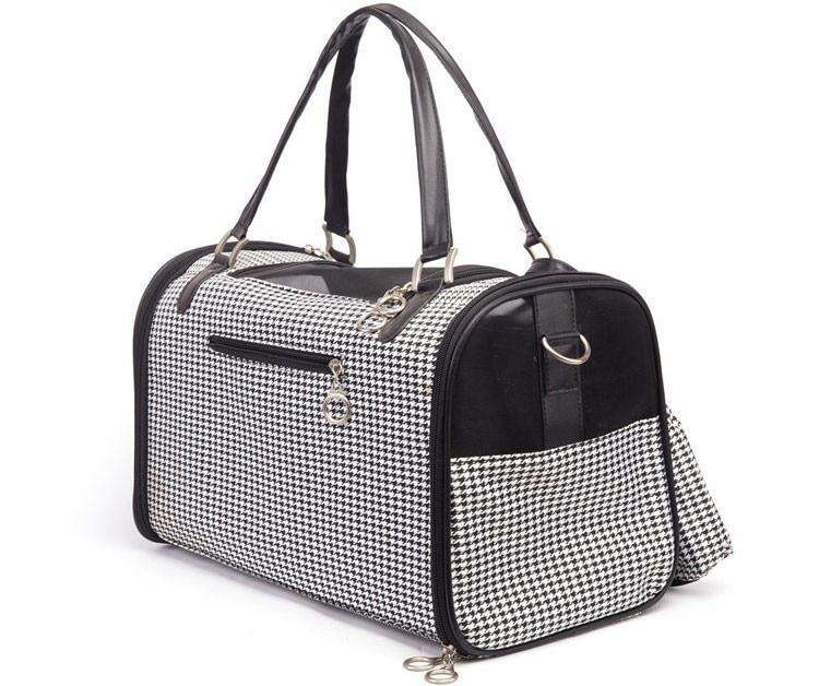 Parisian Pet Luxury Dog Carrier-Paw Roll