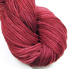 Intrepid Tulips Yarn Cashmere Silk - Redlovers Red