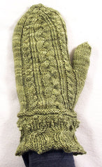 Pattern - Clarissa Mittens and Gauntlets