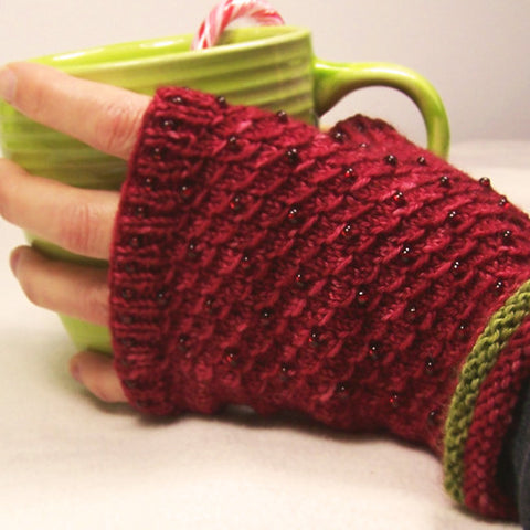 Pattern - Garnet Mitts