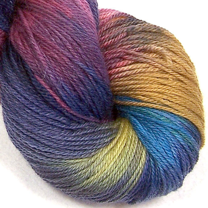Sock Yarn Color Club