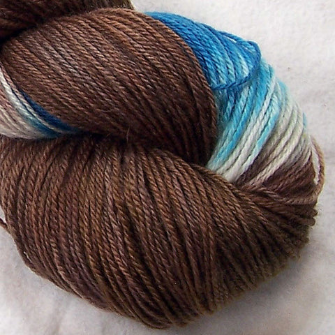 Cashmere Silk Fingering Yarn Color Club