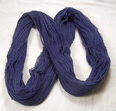 Intrepid Tulips Lace Yarn - Ink