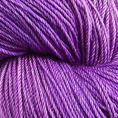 Sock yarn - Violet Crush