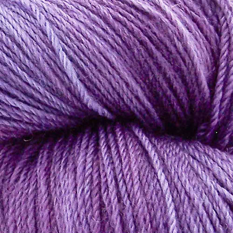 Sock - Dark Orchid