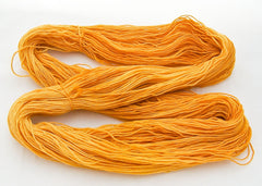 Intrepid Tulips Sock Yarn - Marigold