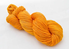 Intrepid Tulips Cashmere Silk Yarn - Marigold