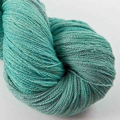 Intrepid Tulips Lace Yarn - Robin's Egg