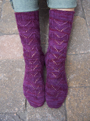 Pattern - Wiggle Room Socks