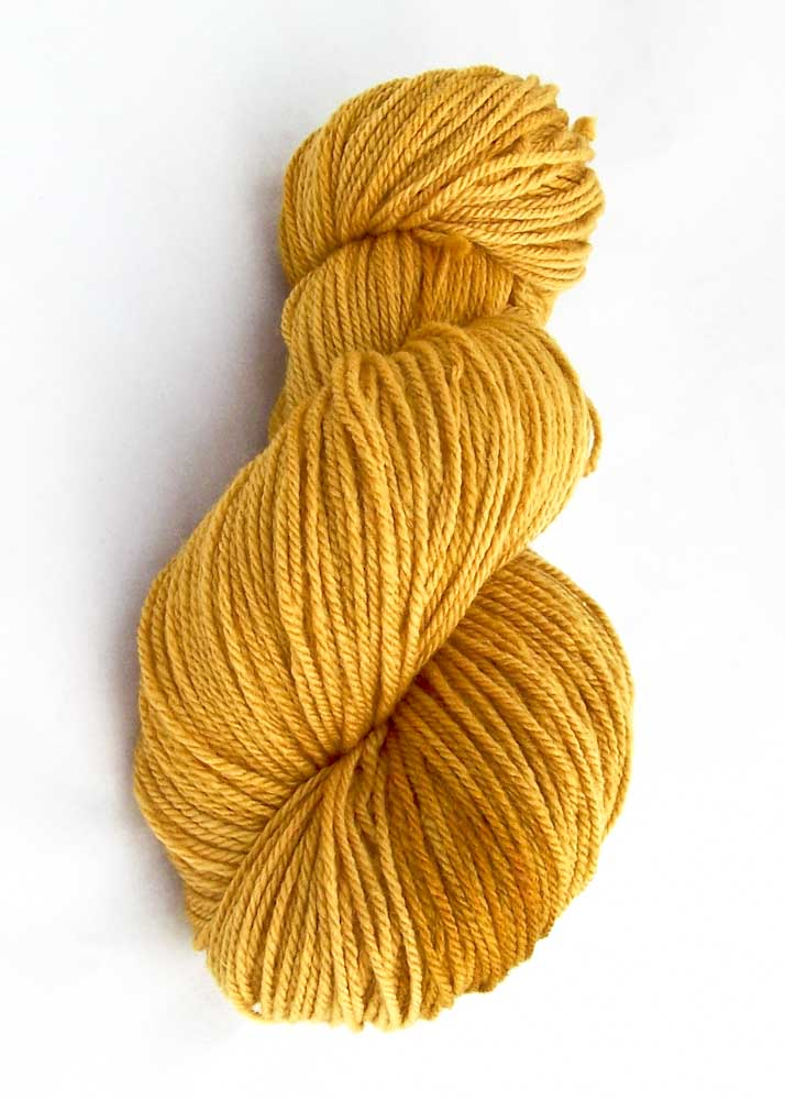 Intrepid tulips DK Yarn - Honey Gold