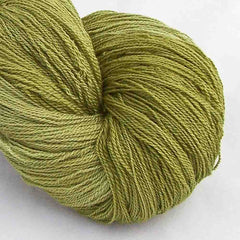 Intrepid Tulips Lace Yarn - Smooth Avocado