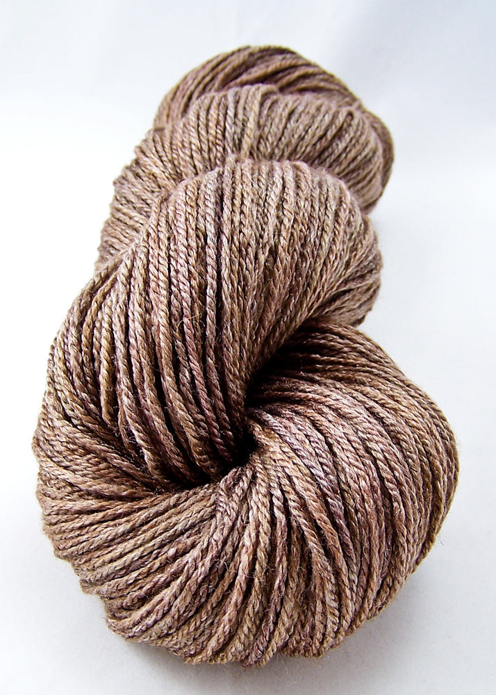 Bamboo Frost yarn - Walnut