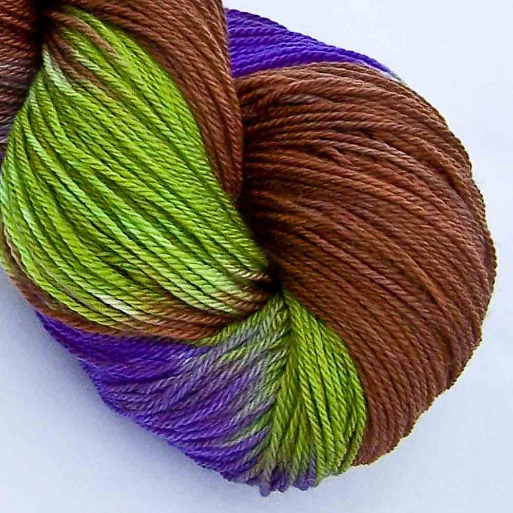Intrepid Tulips Cashmere Silk yarn - Italy