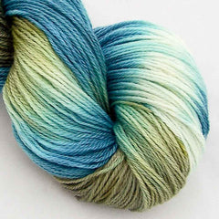 Intrepid Tulips Sock Yarn - Beach Grass