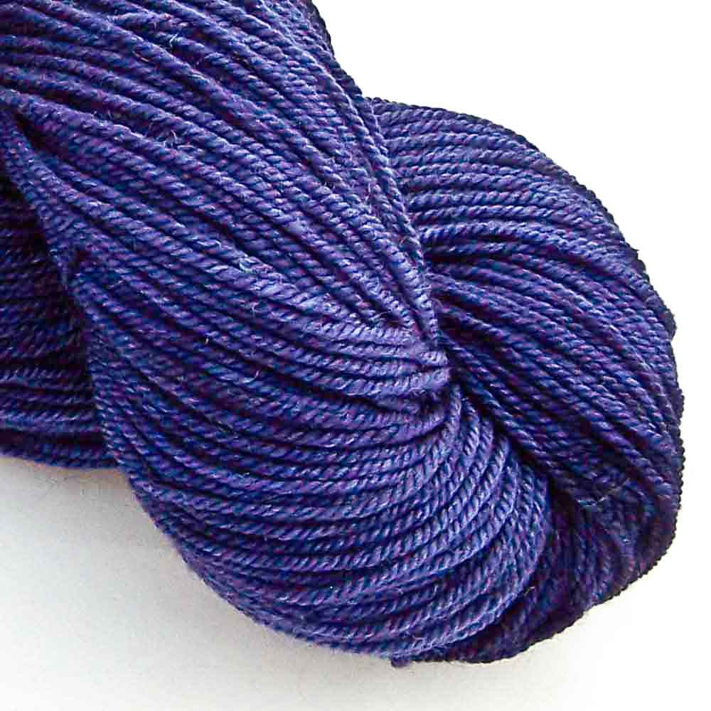 Intrepid Tulips Yarn Cashmere Silk - Ink
