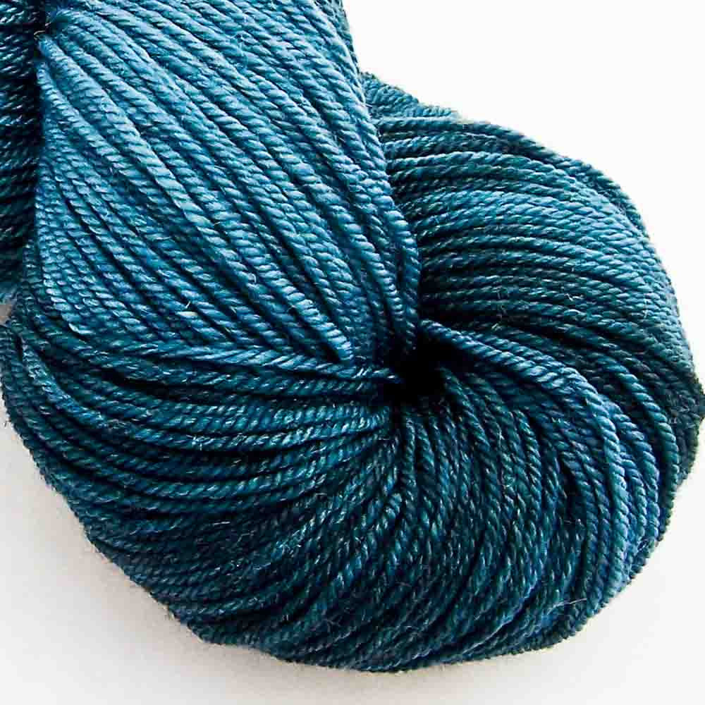 Intrepid Tulips Yarn Cashmere Silk- Urban Night