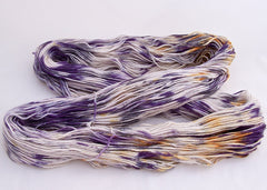 Intrepid Tulips Cashmere Silk Yarn - Jazz