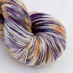 Intrepid Tulips Sock Yarn - Jazz