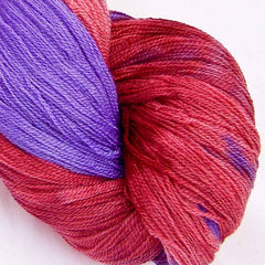 Intrepid Tulips Alpaca Lace Yarn - Calypso