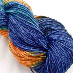Intrepid Tulips Cashmere Silk Yarn - Desert Lake