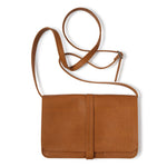 Tasche, Off Duty, Cognac used look
