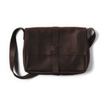 Tasche, Big Business, Dark Brown used look